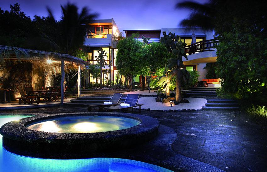 Villa Escalesia Hotel Puerto Ayora Galapagos Islands